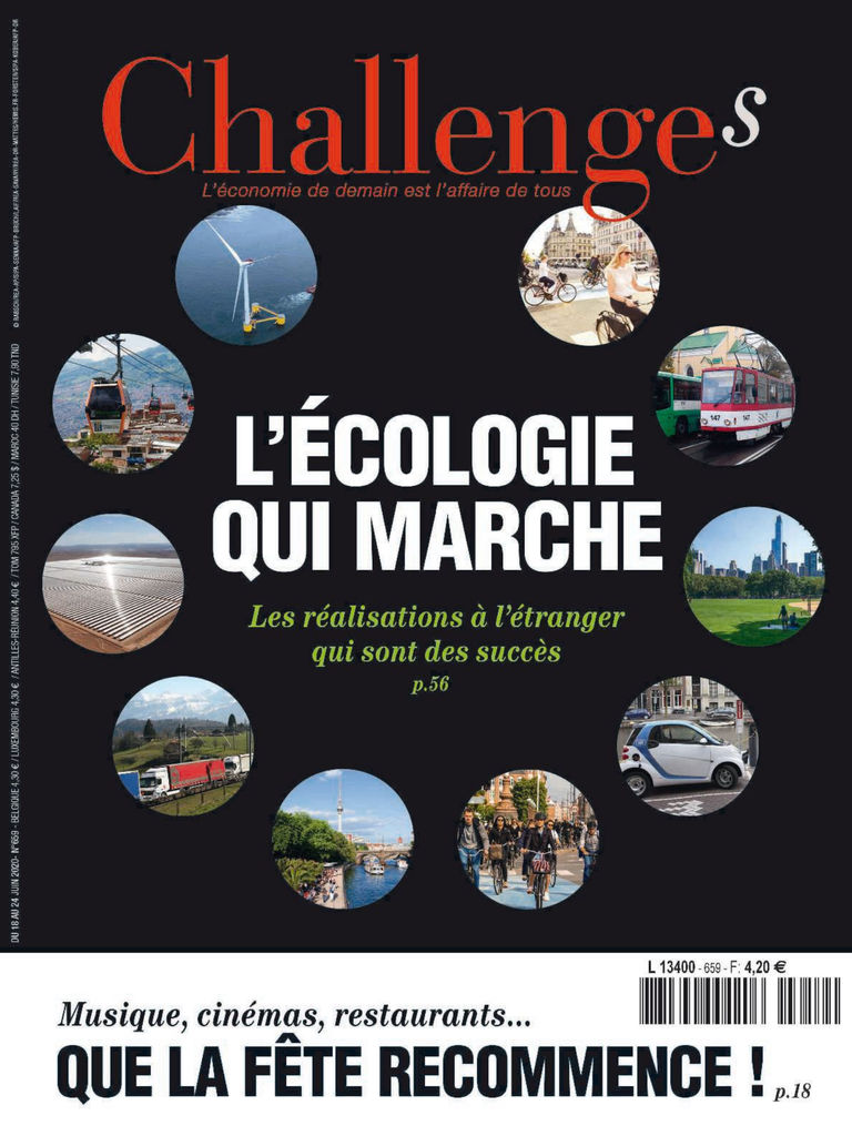 Challenges. France